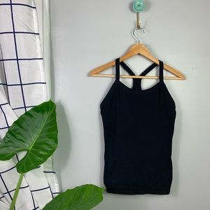 Lululemon Power Y Mesh Back Tank Top
